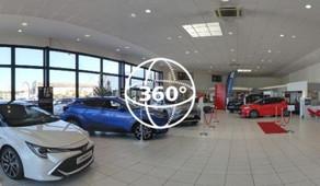 Visite Virtuelle Villeneuve-lès-Béziers : Toyota