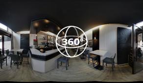 Visite Virtuelle Rodez : Café Le Bourg