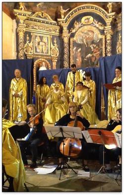 Concerts Theatralises - Le Petit Choeur