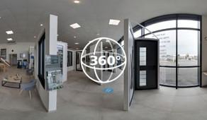 Visite Virtuelle Castres : Art & Fenêtres