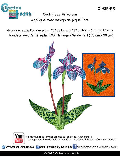 Orchideae Frivolum version française