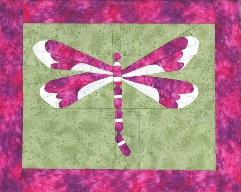 Bloc libellula