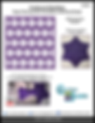 Free Quilt Block of the Month - Free Motion Quilting Design and Appliqué