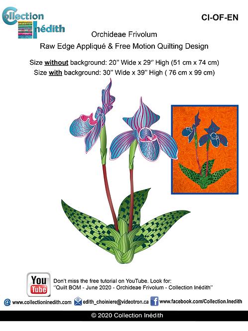 Orchideae Frivoloum English version