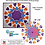 Thumbnail: Nelson's Mandala - Appliqué with FMQ design