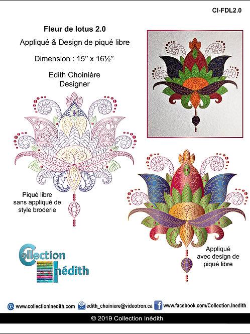 Fleur de lotus 2.0