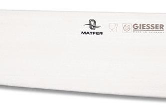 Couteau de tour MATFER manche noir 260 mm