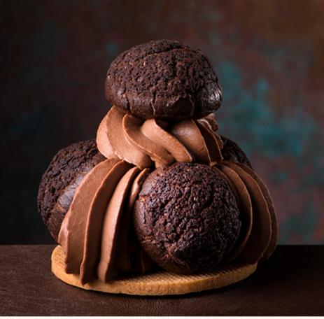Honoré chocolat façon V. Guerlais 2h30