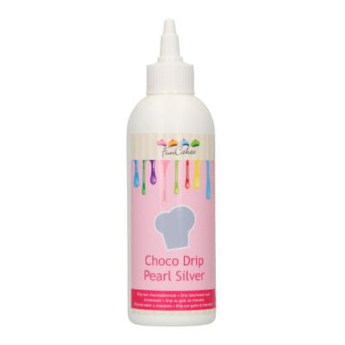 Choco drip Pearl Silver 180 g