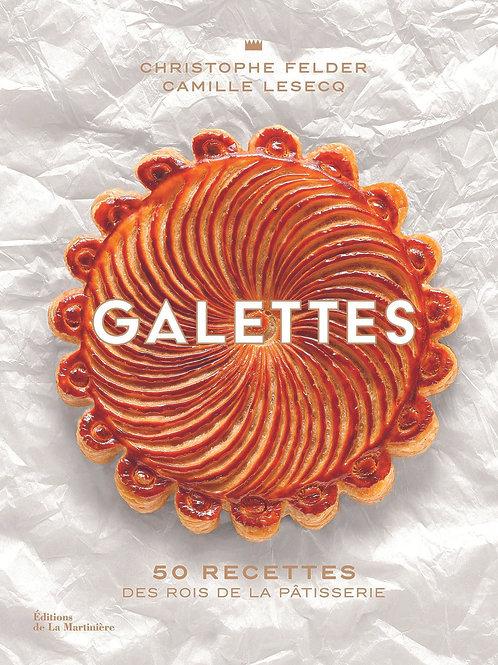 """Livre """"Galettes"""" de C. FELDER & C. LESECQ"""