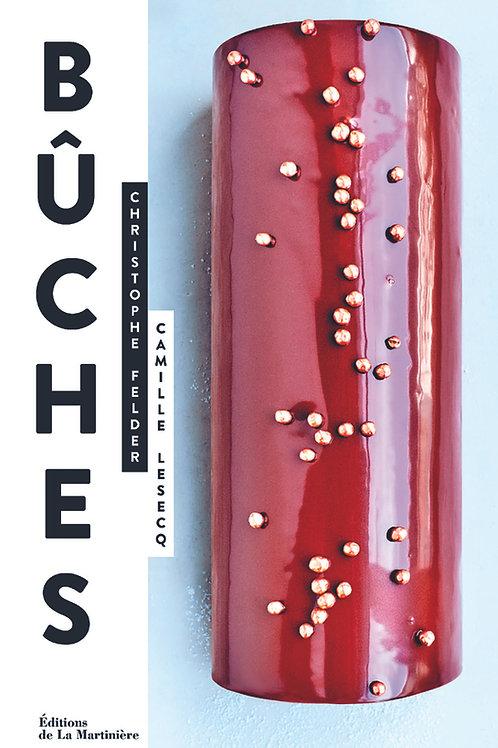 """Livre """"Bûches"""" de C. FELDER & C. LESECQ"""