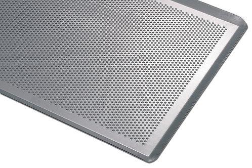 Plaque perforée en aluminium 40x30 cm MATFER