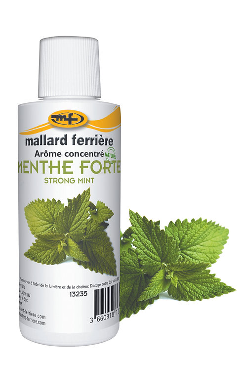 Arôme Menthe forte 125 ml