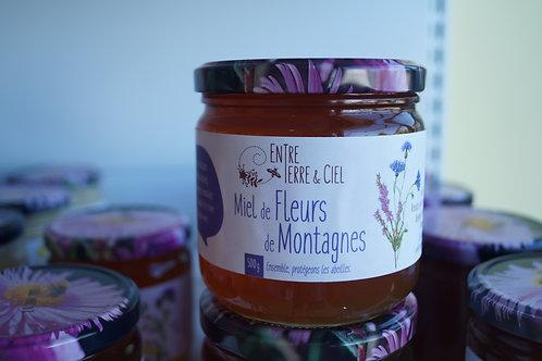 Miel de Fleurs des Montagnes