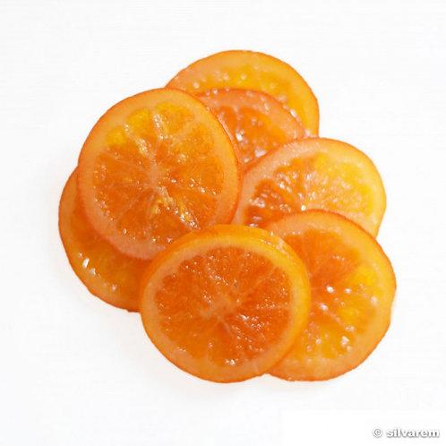 Tranches d'oranges confites - 150 g