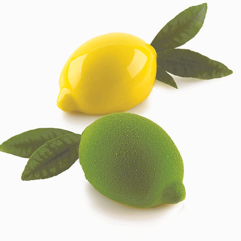 MOULE SILICONE 4 CITRONS