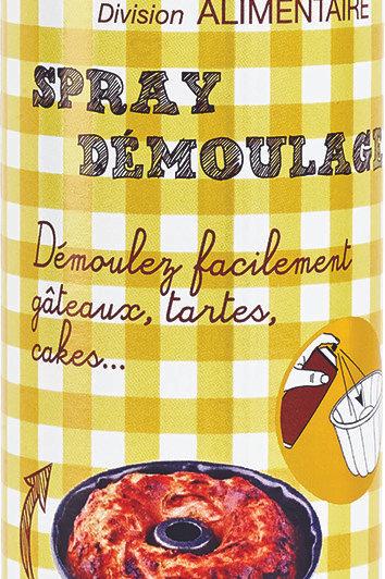SPRAY DE DEMOULAGE 250 ml