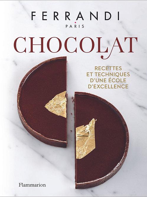 """Livre """"Chocolat"""" de Ferrandi"""