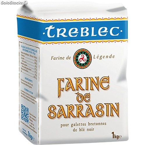 Farine de sarrasin - 1 kg