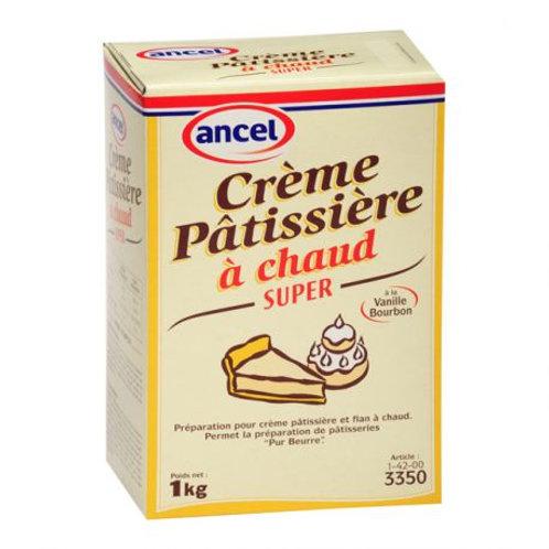Crème pâtissière à chaud 1 KG