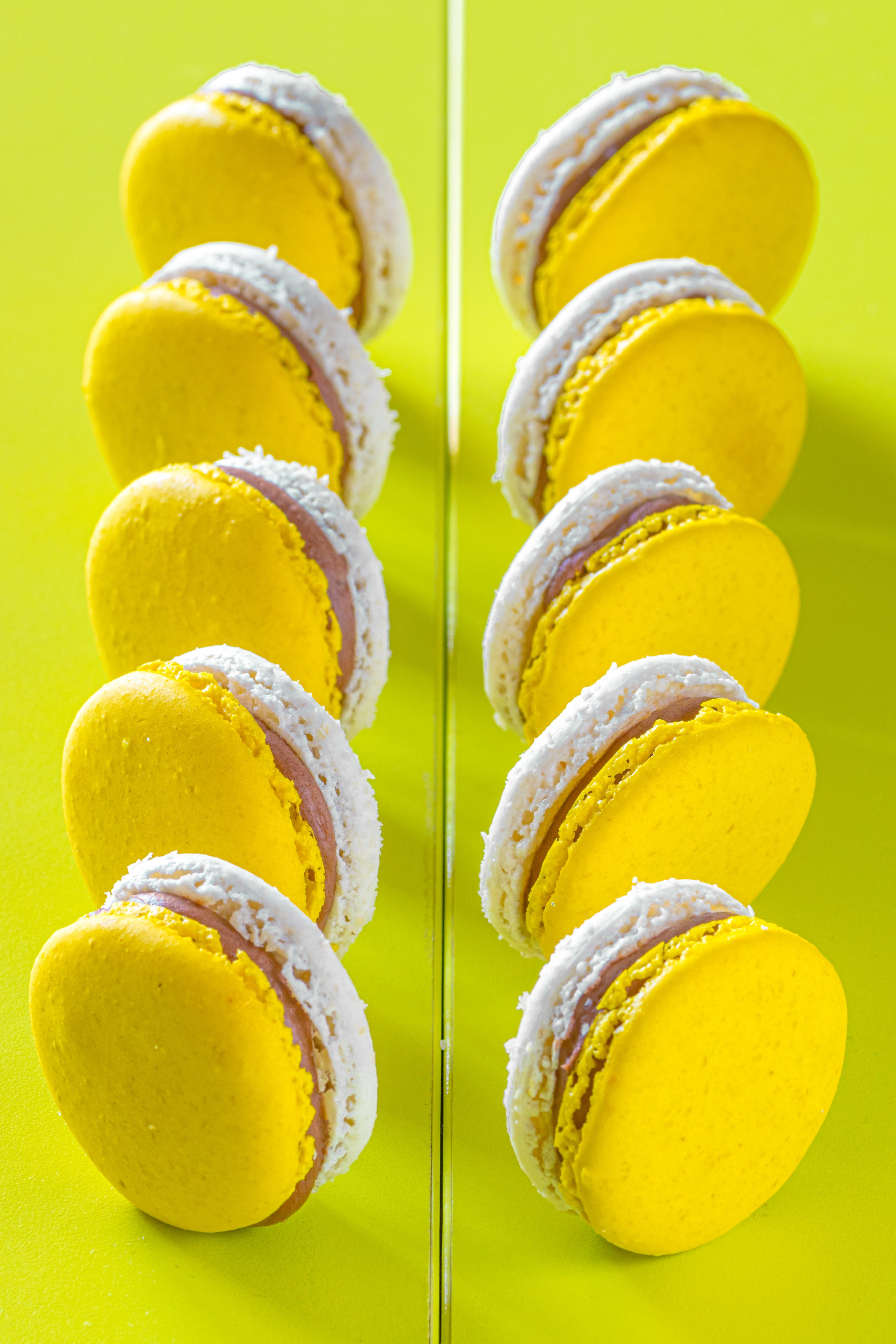 Macarons d'été 3H