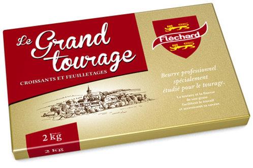 Beurre de tourage - 1 kg