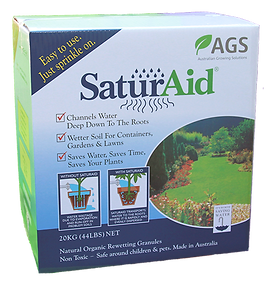 SaturAid Granular Wetting Agent