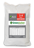 GreenJacket 3-4 month General Purpose Controlled Release Fertiliser