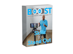 Boost JS - Skills to Stand Out - Box (No