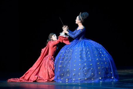 Die Zauberflöte. Deutsche Oper Berlin