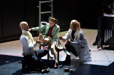 Cendrillon. Opera National du Rhin
