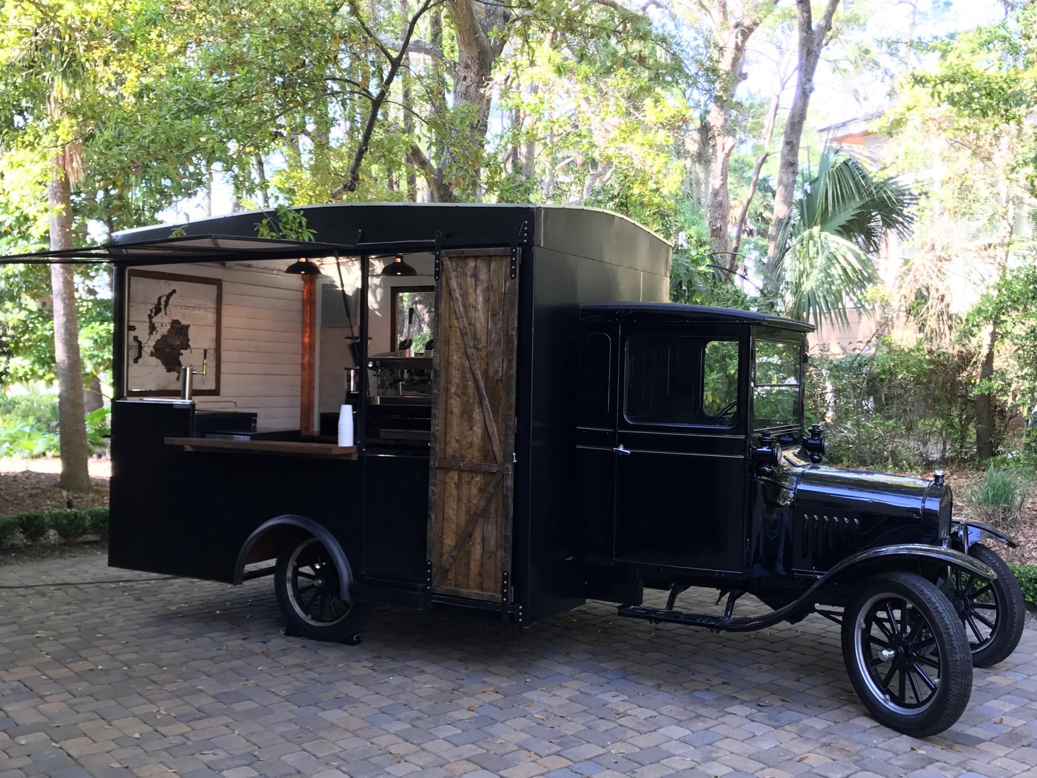 Model T Truck Rental