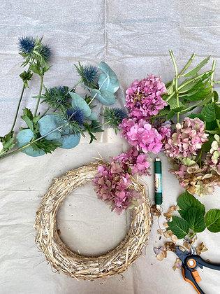 Kvetinový workshop - Vence Flower Therapy