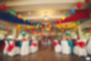 Kids party veue dressing
