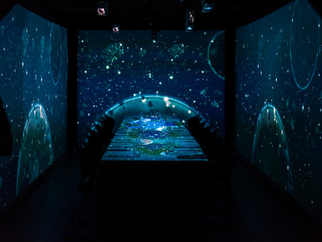 Getting Immersive and Interactive in Downtown Albuquerque