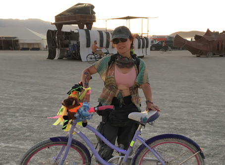 LESSONS ON BUILDING COMMUNITY FROM BURNING MAN
