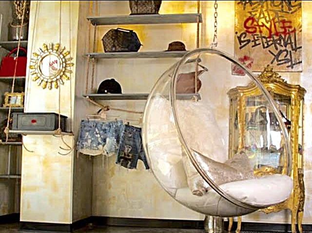 bailey li _ closet savvy_ bubble chair