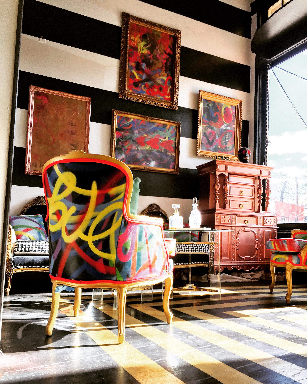 bailey li boutique showroom