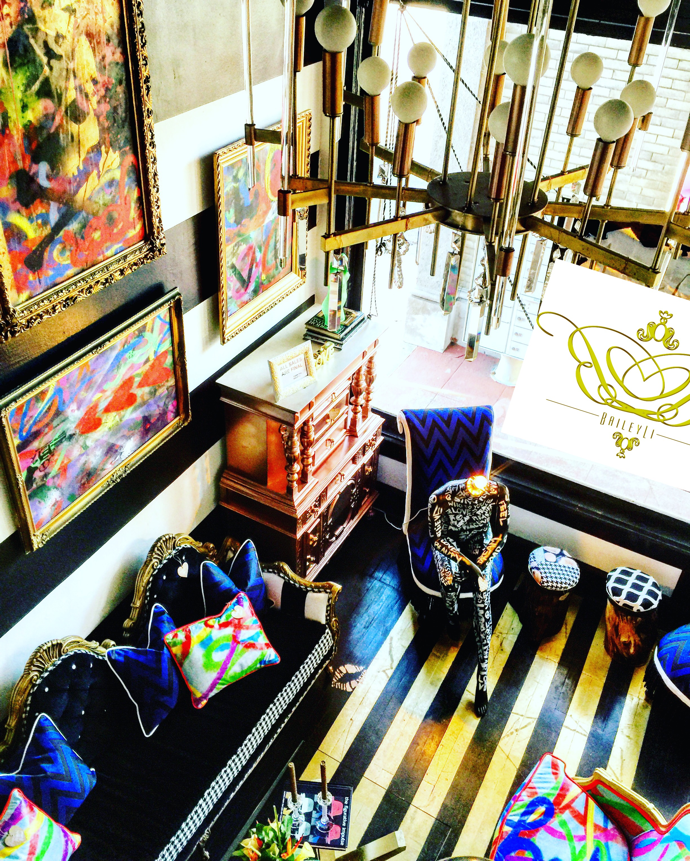 bailey li boutique_ showroom