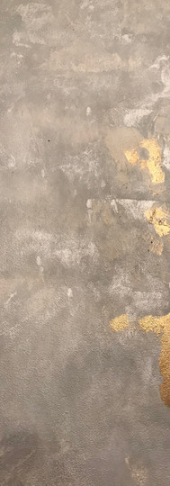 SILVER & GOLD DISTRESSED