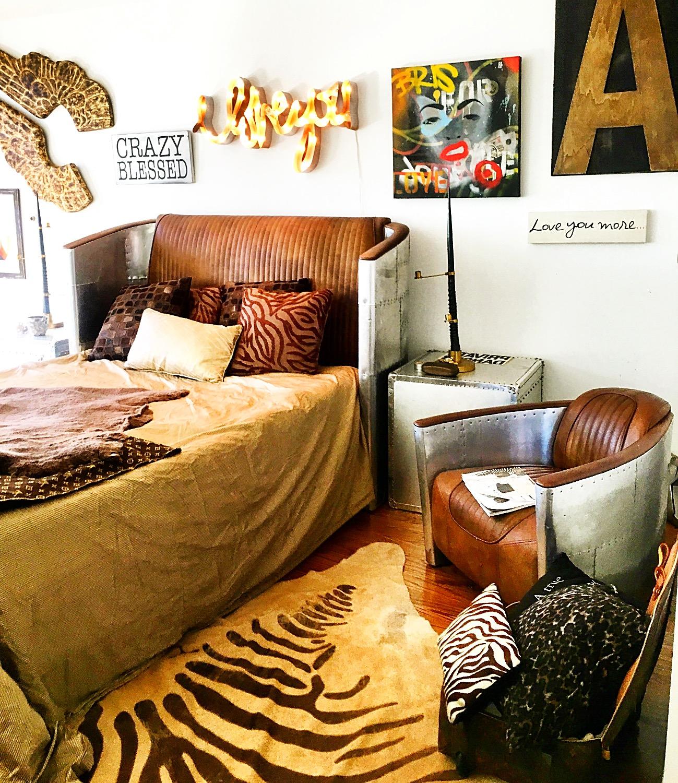 FEMME LOFT BEDROOM