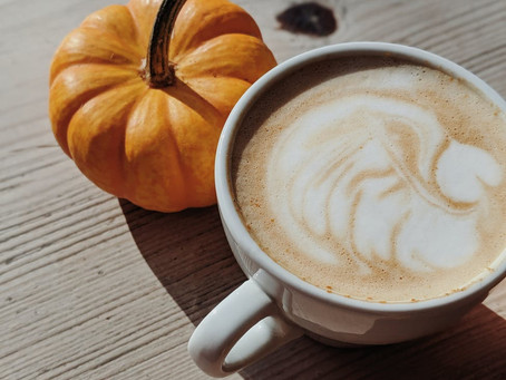 Pumpkin Spice Latte + CBD Recipe