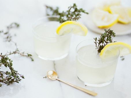 Time to Unwind: Lavender Lemon CBD Cocktail Recipe