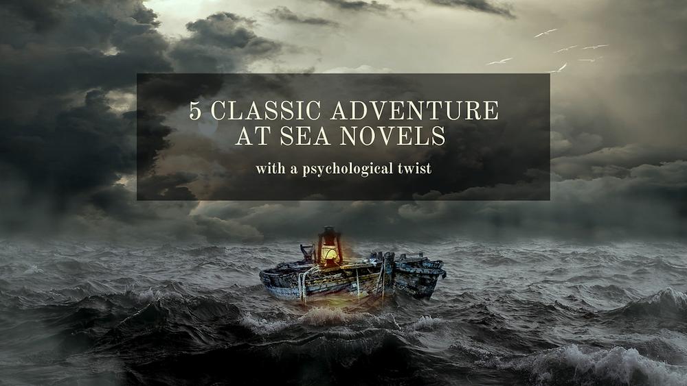 classic sea adventure novels