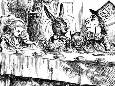 5 Bizarre Facts About Alice in Wonderland