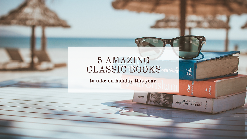classic books to take on vacation