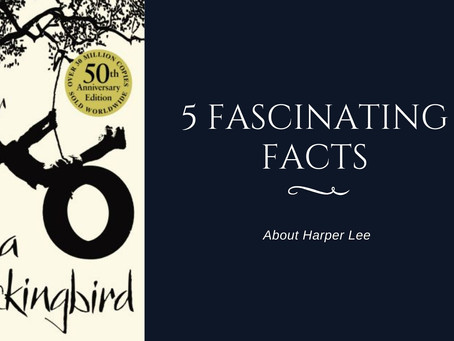 5 Fascinating Facts You Didn't Know About Harper Lee