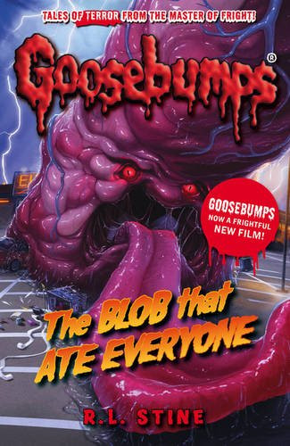 Goosebumps book by R.L. Stine