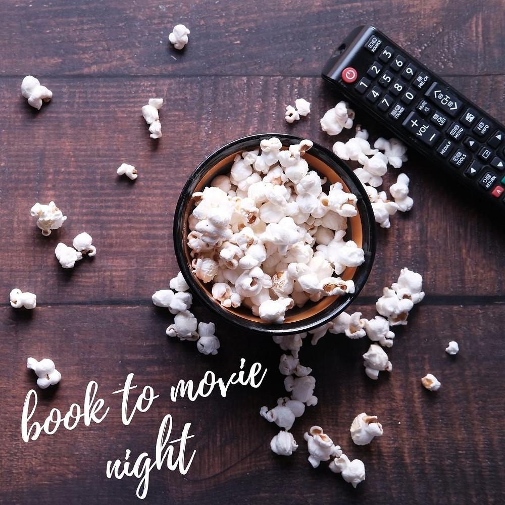 book to movie, valentine date