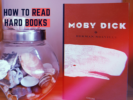 How To Read Difficult Books : Bookworm Tips